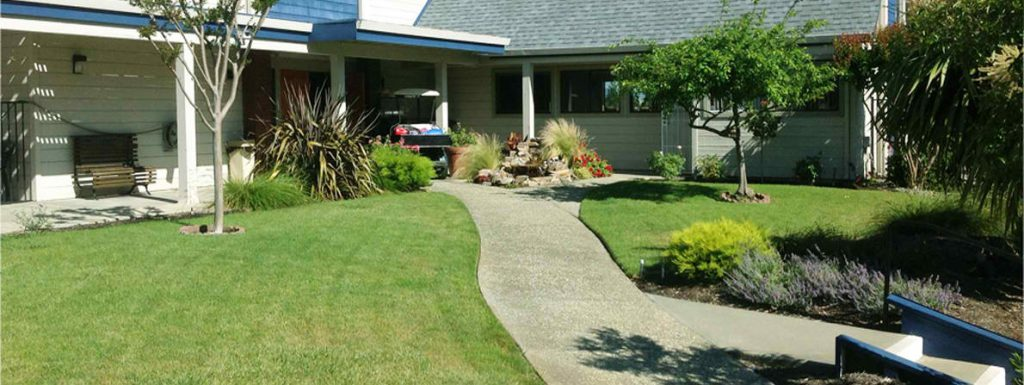 residential mowing service Vallejo